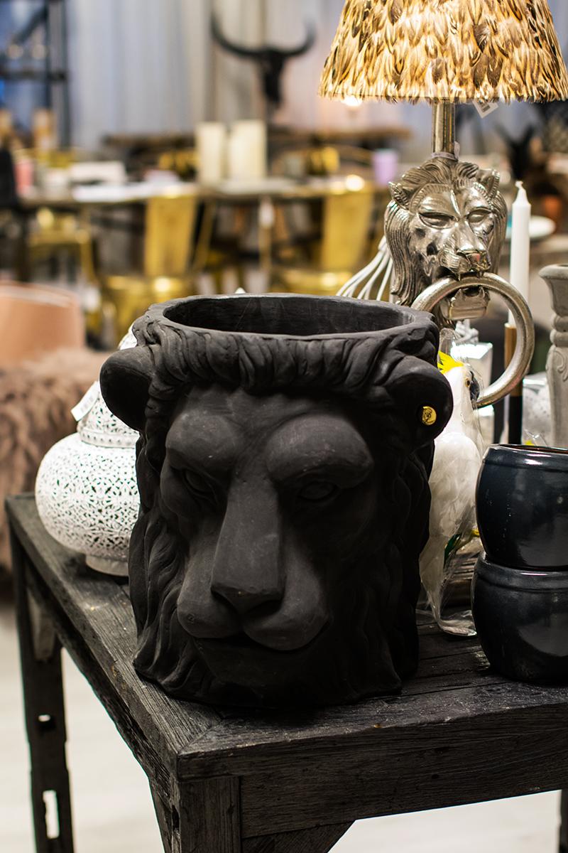 Lion Pot Garden Glory hos inreda.com i inreda.com shoproom